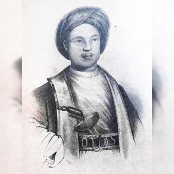 Sentot Alibasah, Panglima Perang Termuda Pangeran