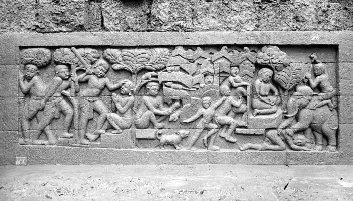 Bertani Zaman Kuno - Historia
