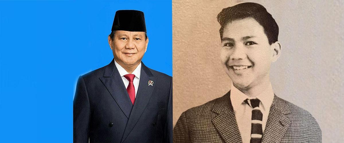 Kisah Prabowo dan Gadis-gadis Inggris - Historia